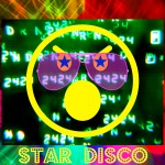 Star Disco T-Shirt Graphic