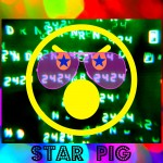 Star Pig Disco Graphic